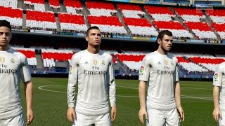 getlinkyoutube.com-FIFA 16 | Atlético Madrid vs Real Madrid - Full Gameplay (PS4/Xbox One)