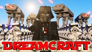 "getlinkyoutube.com-Minecraft | Dream Craft - Star Wars Modded Survival Ep 83 ""MAXIMUM STRENGTH REACHED"""