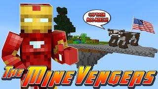 Minecraft MineVengers - SKYBLOCK PARADISE!!!!