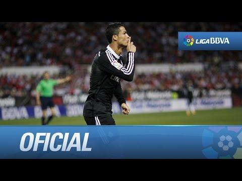 Hat-trick de Cristiano Ronaldo que sigue siendo pichichi de la Liga BBVA