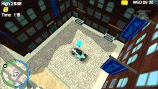 getlinkyoutube.com-[PSP, DS and IOS] GTA: CTW Glitch - Use all weapons in vehicle, even RPG !!!