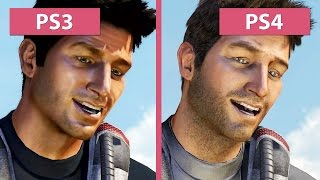 getlinkyoutube.com-Uncharted: The Nathan Drake Collection – Uncharted 1 PS3 vs. PS4 Remastered Graphics Comparison