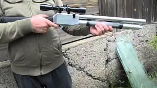 РСР винтовка - помпа