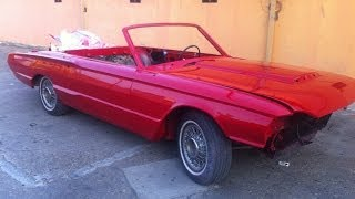 getlinkyoutube.com-ford thunderbird 1964 restoration