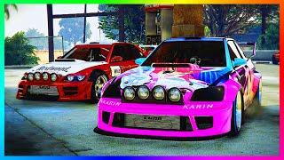 getlinkyoutube.com-GTA 5 DLC UPDATE SPENDING SPREE, CUSTOMIZING NEW SUPER CARS & MORE! (GTA Online)