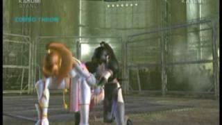 Dark Kasumi vs Kasumi Ultimate