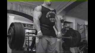 getlinkyoutube.com-Dorian Yates - BACK AND REAR DELTS - Blood & Guts