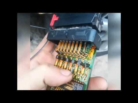 Пежо 406 полный ремонт и проверка системы охлаждения, битрон