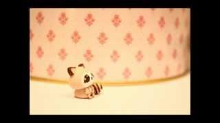 getlinkyoutube.com-◕‿◕ Raccoon! Kawaii Friday 36 (Tutorial in Polymer Clay)