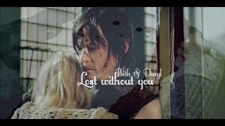 getlinkyoutube.com-► Beth & Daryl || Lost without you
