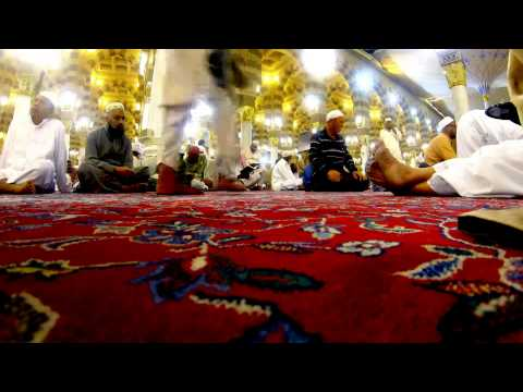 Time Lapse Madinah and Mekah 2014 HD