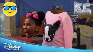 getlinkyoutube.com-K.C. Undercover | Robot Judy | Official Disney Channel UK