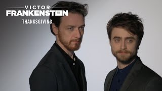 getlinkyoutube.com-Victor Frankenstein | James McAvoy Full Q&A [HD] | 20th Century FOX