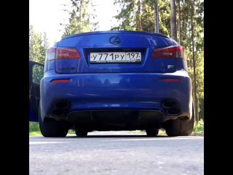 Lexus IS-F stage2 VSPerformance