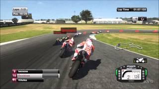 getlinkyoutube.com-MotoGP 15 - Phillip Island Grand Prix Circuit   Australia Gameplay (PC HD) [1080p]