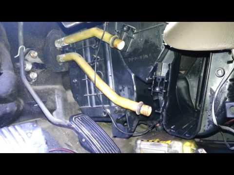 Радиатор печки тоёта камри SXV20