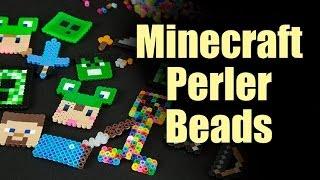 Perler Beads - Minecraft