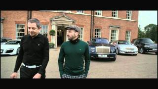 getlinkyoutube.com-Rowan Atkinson on his experience with the Johnny English Rolls-Royce Phantom