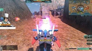 getlinkyoutube.com-Gundam Online ZZガンダム、出撃す ガンダムオンライン