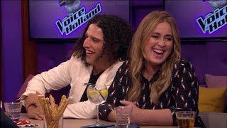 getlinkyoutube.com-Anouk twee seizoenen in The Voice - RTL LATE NIGHT