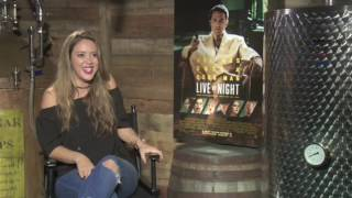 """getlinkyoutube.com-R&B singer Miguel, chats about Ben Affleck's """"Live by Night."""""""