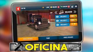 getlinkyoutube.com-Truck Simulator USA Oficina Personalizando Os Caminhões