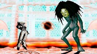 getlinkyoutube.com-Kof Mugen Stone Orochi VS Kyouki