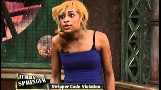Stripper Code Violation (The Jerry Springer Show)