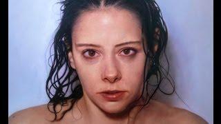 "Portrait Number 5, Oil on Board, 47x58"""