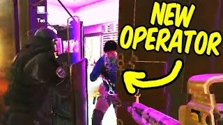 getlinkyoutube.com-I TRAPPED ECHO - Rainbow Six Siege New Operators and Maps Gameplay Highlights