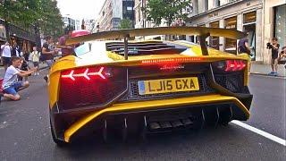 getlinkyoutube.com-Lamborghini Aventador SV SOUNDS!