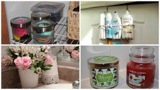 getlinkyoutube.com-ترتيب وتزين حمامى بأشياء رائعه Organizing the bathroom 2014