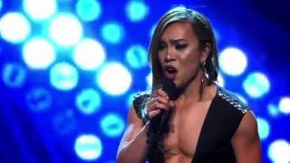 Miss Powers' performance of James Brown's 'It's A Man's World' - The X Factor Australia 2016