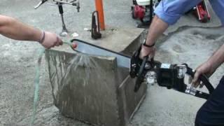 getlinkyoutube.com-Алмазная цепная пила Stanley DS 11