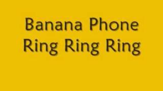 getlinkyoutube.com-Raffi - Banana Phone [lyrics]