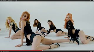 getlinkyoutube.com-Stellar (스텔라) - Vibrato  (Sexy MV)