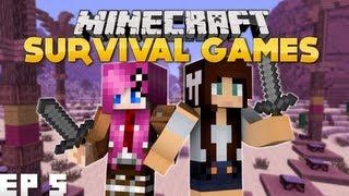 getlinkyoutube.com-Minecraft | Survival Games | Episode 5 ft KaeyiDream