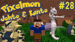 Training the Crew - Pixelmon Johto and Kanto Minecraft Map Ep. 28