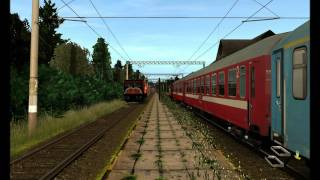getlinkyoutube.com-P9559- Caransebes - Orsova-Trainz Simulator 2010.HD
