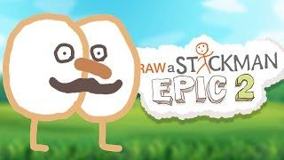 getlinkyoutube.com-MR. BUTT'S ADVENTURE - Draw A Stickman Epic 2