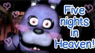 getlinkyoutube.com-Can you be my boyfriend Freddy? Five nights in Heaven