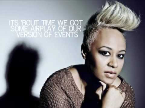 Emeli Sand� - Read All About It (pt III) [Lyrics On Screen]