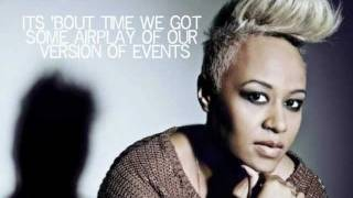 getlinkyoutube.com-Emeli Sandé - Read All About It (pt III) [Lyrics On Screen]