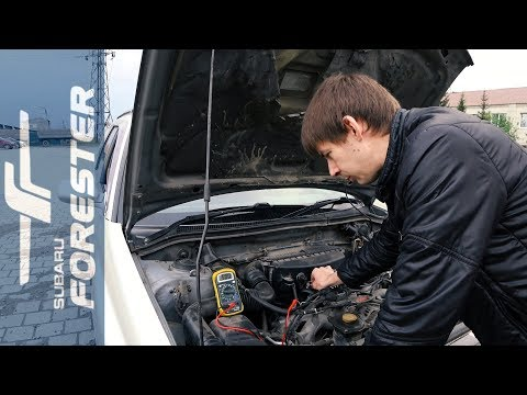 Регулировка ДПДЗ на Subaru