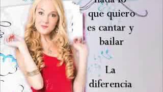 getlinkyoutube.com-Violetta Destinada a Brillar (letra) Ludmila
