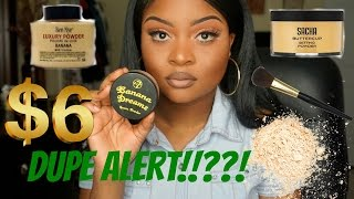 getlinkyoutube.com-$6 Banana Powder DUPE!!!???