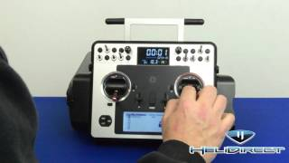 getlinkyoutube.com-Taranis X9E Tray-Style transmitter