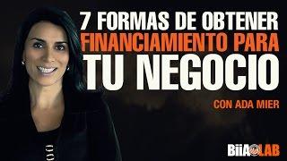 getlinkyoutube.com-Conoce 7 formas de obtener financiamiento para tu negocio con Ada Mier