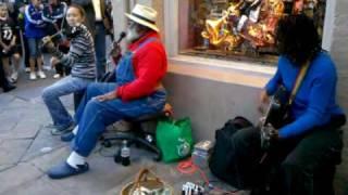 getlinkyoutube.com-New Orleans Street Music - Tanya & Dorise