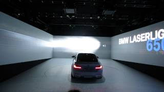 getlinkyoutube.com-BMW - CES 2015 Experience - Amazing Headlights